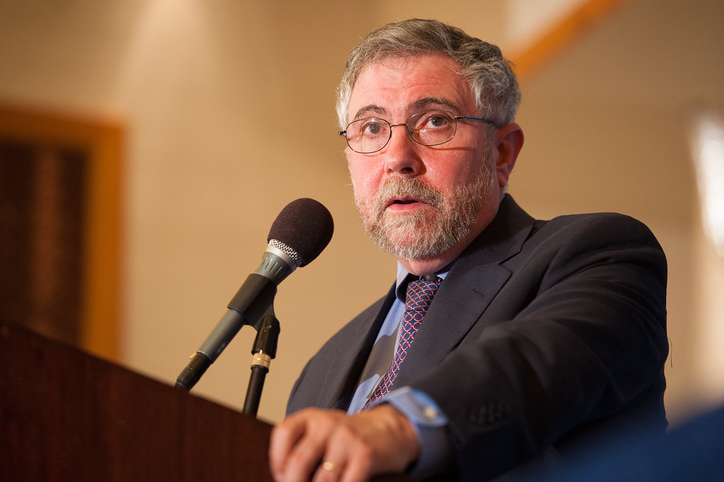 The perpetually wrong Paul Krugman just celebrated Americans losing $1 trillion in savings
