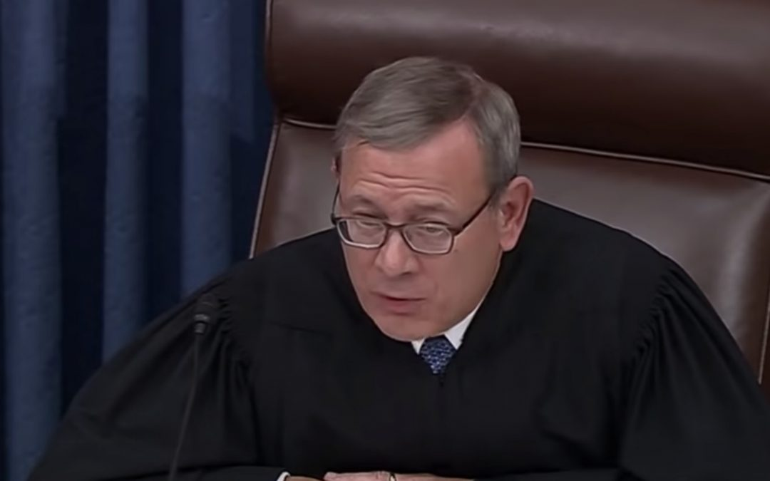 Roberts again sides with Left-wing justices against California church trying to reopen