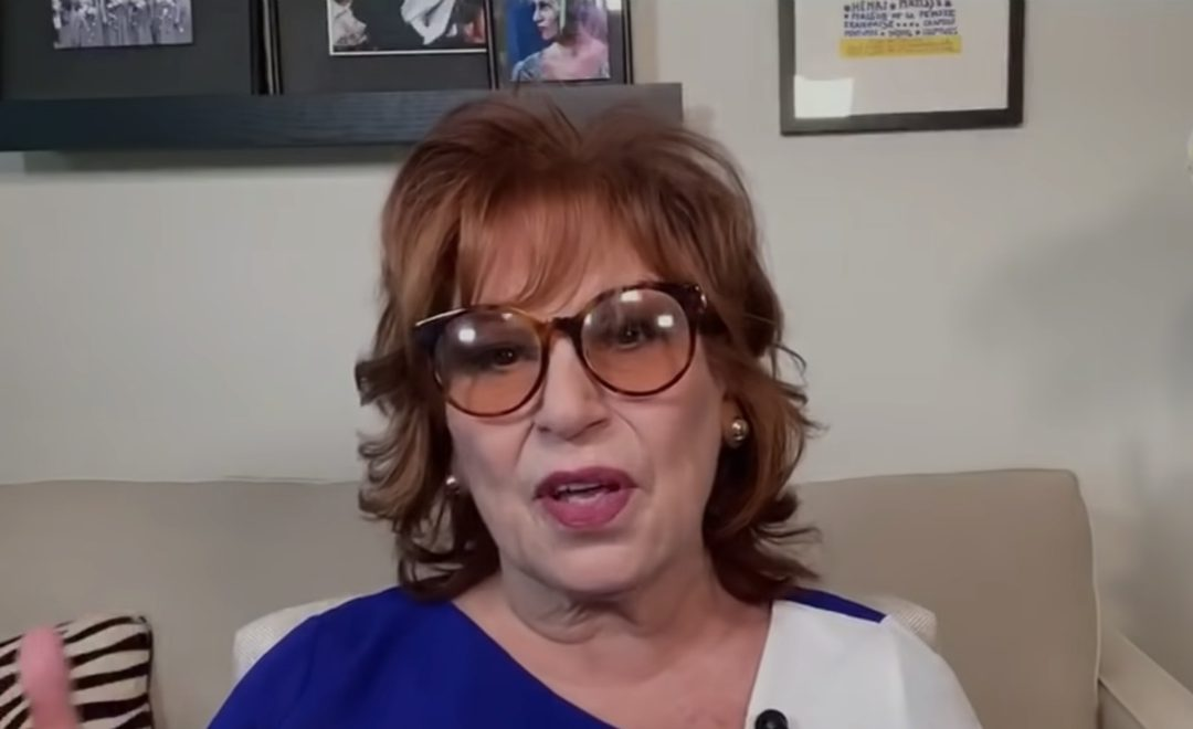 Joy Behar rips armed St. Louis couple for daring to protect their property, saying they should have 'joined' mob that broke into their community