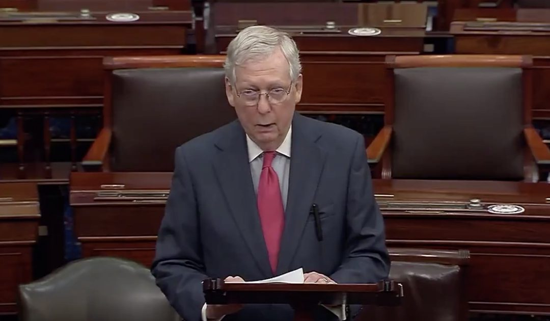 McConnell confirms Senate will be issuing subpoenas to Obama officials over 'Spygate'