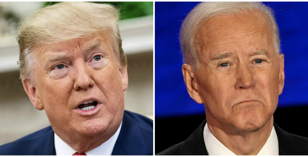 Mainstream media rushes to declare Joe Biden president-elect but the REAL president, Donald Trump, vows to fight on in court