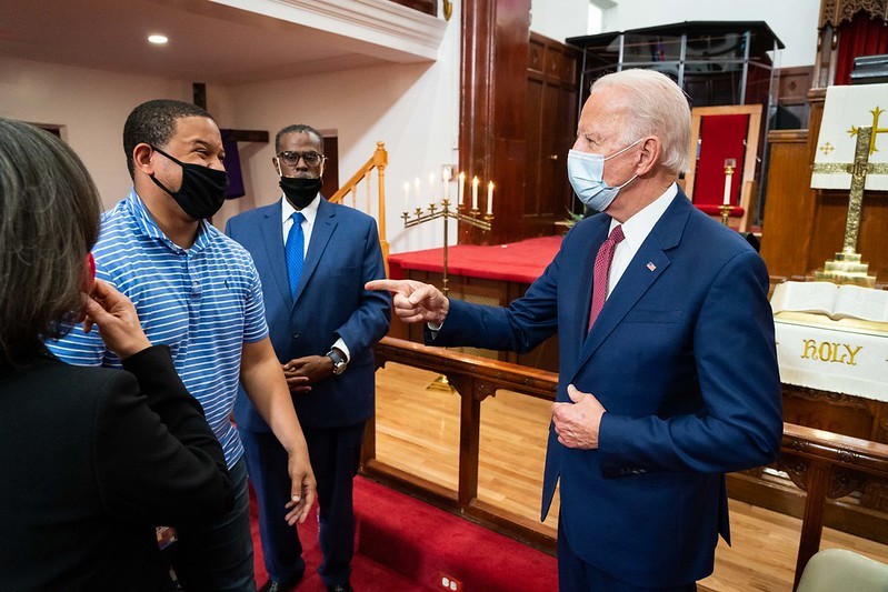 That time Joe Biden voted in favor of protecting segregated schools because he's such a 'civil rights' guy