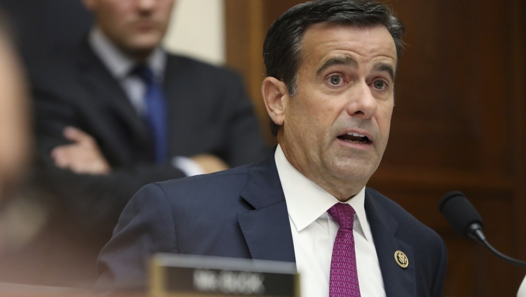 DNI John Ratcliffe reminds NY Times, WaPo, CNN: Publishing leaked classified information is 'a CRIME'