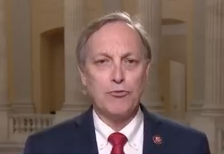 Rep. Andy Biggs calls the ongoing 'protests' what they really are: Acts of 'treason' by the Left