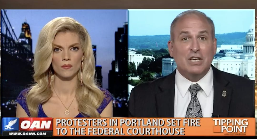CBP chief Mark Morgan makes is clear: Lib mayors have NO say in where federal agents are sent