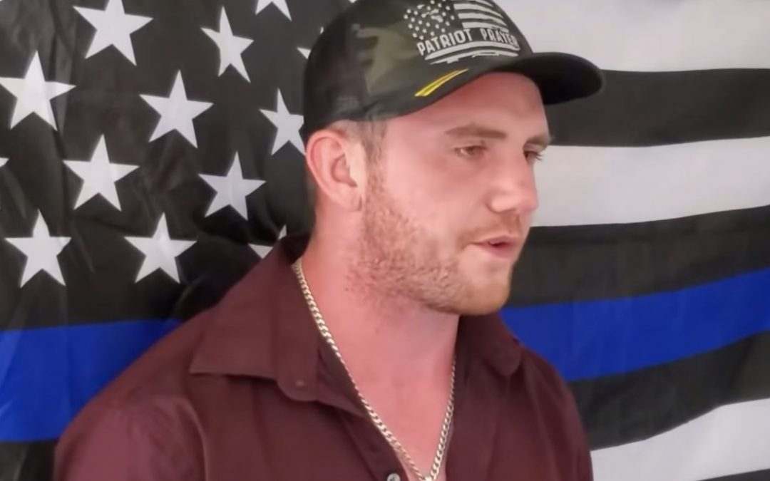 Patriot Prayer member says Leftists 'hunted' friend gunned down on Portland street and 'executive' him
