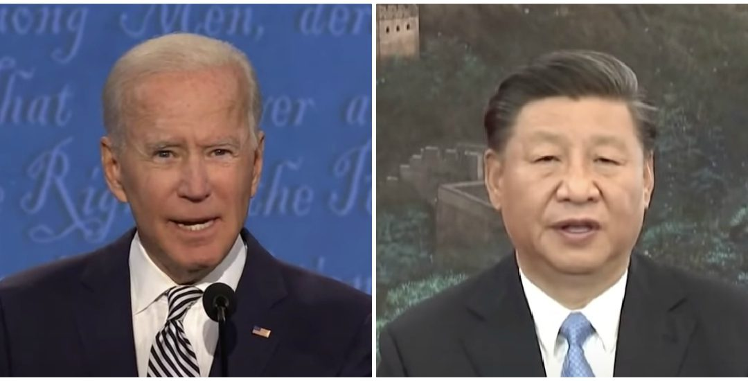 Here it is: China comes out AGAIN for Biden, and it makes perfect sense why