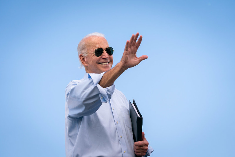 Biden's handlers are not focused on 'unity,' they are concentrating on consolidating power around the country