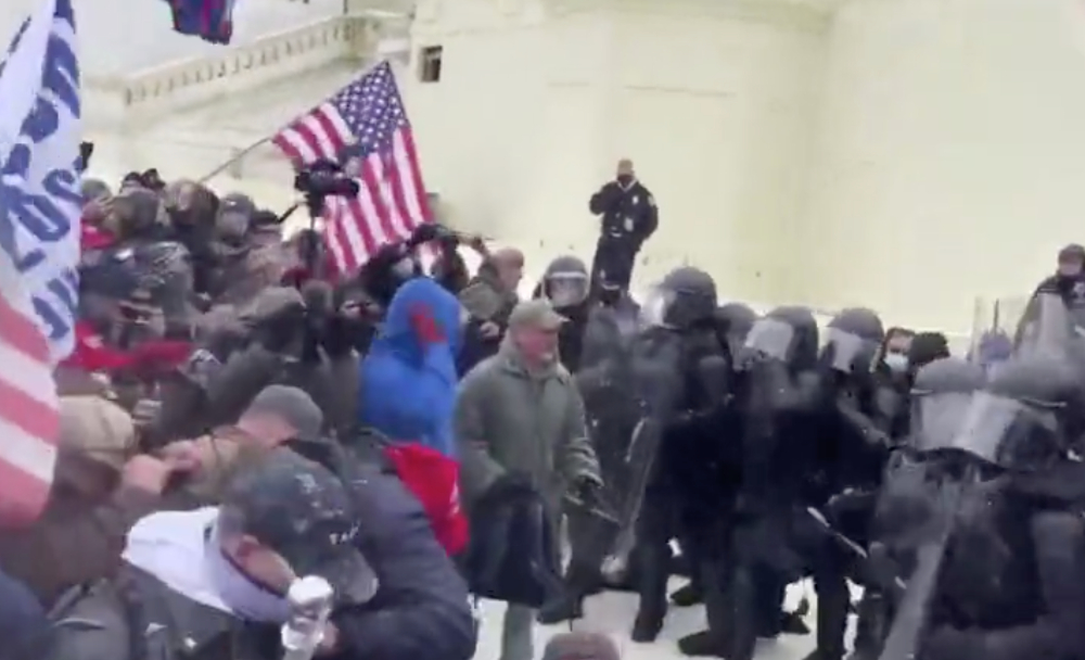 Intelligence fail! Online forums teemed with warnings about storming the U.S. Capitol Building ahead of riot